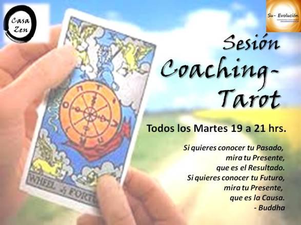 Coaching- Tarotzen